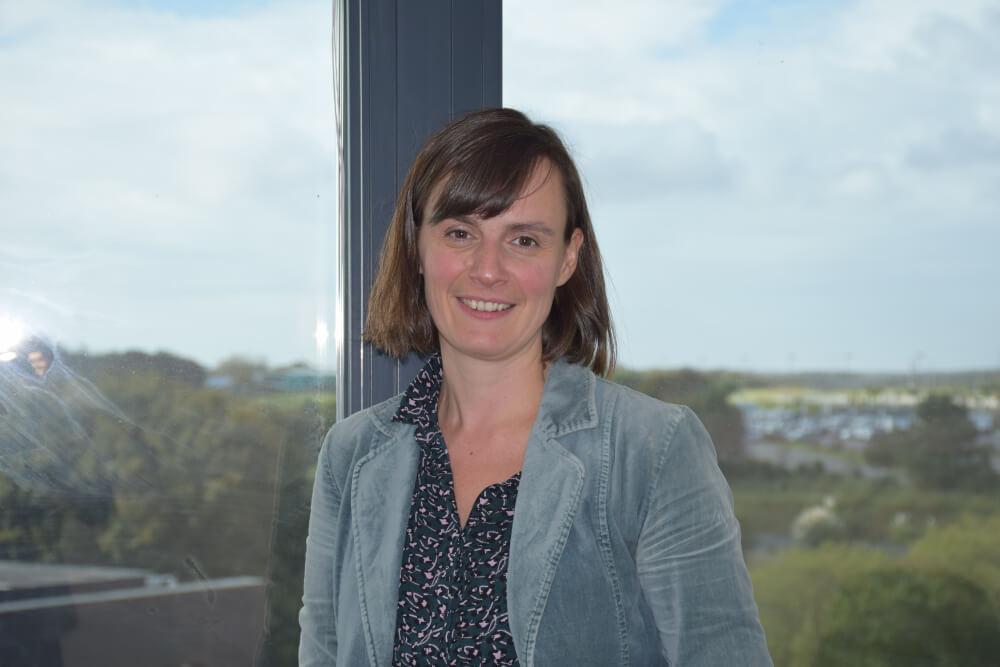 Amélie Tinet-Boussion, consultante RSE et RH (Finistère, Morbihan, Côtes d'Armor)
